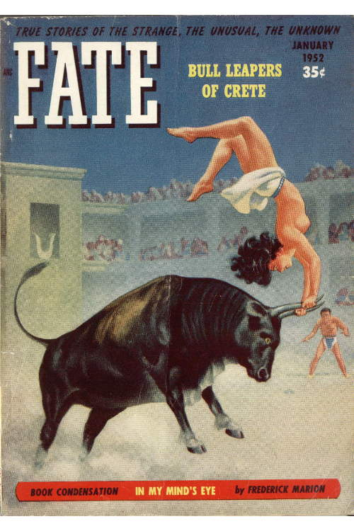 1952 Fate Magazine Covers