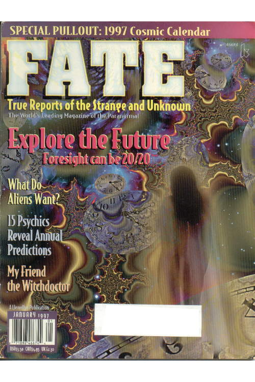 1997 fate magazine covers