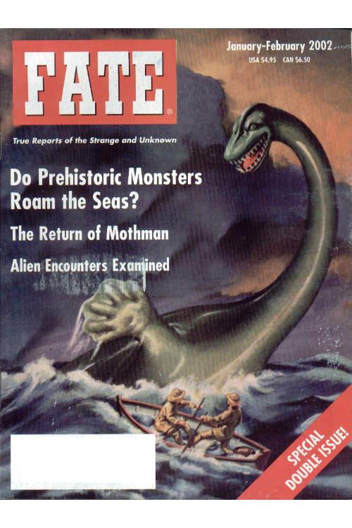 2002 fate magazine covers